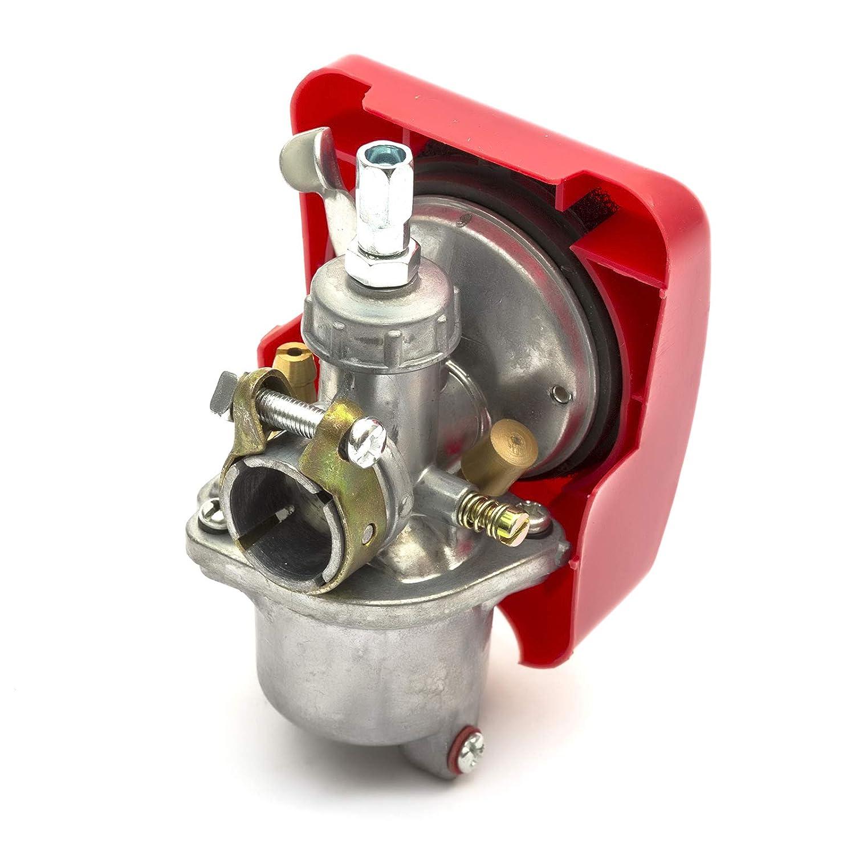 Air Filter 60cc 66cc 80cc Petrol Gas Motorised Bicycle Engine Conversion Kit Carburettor