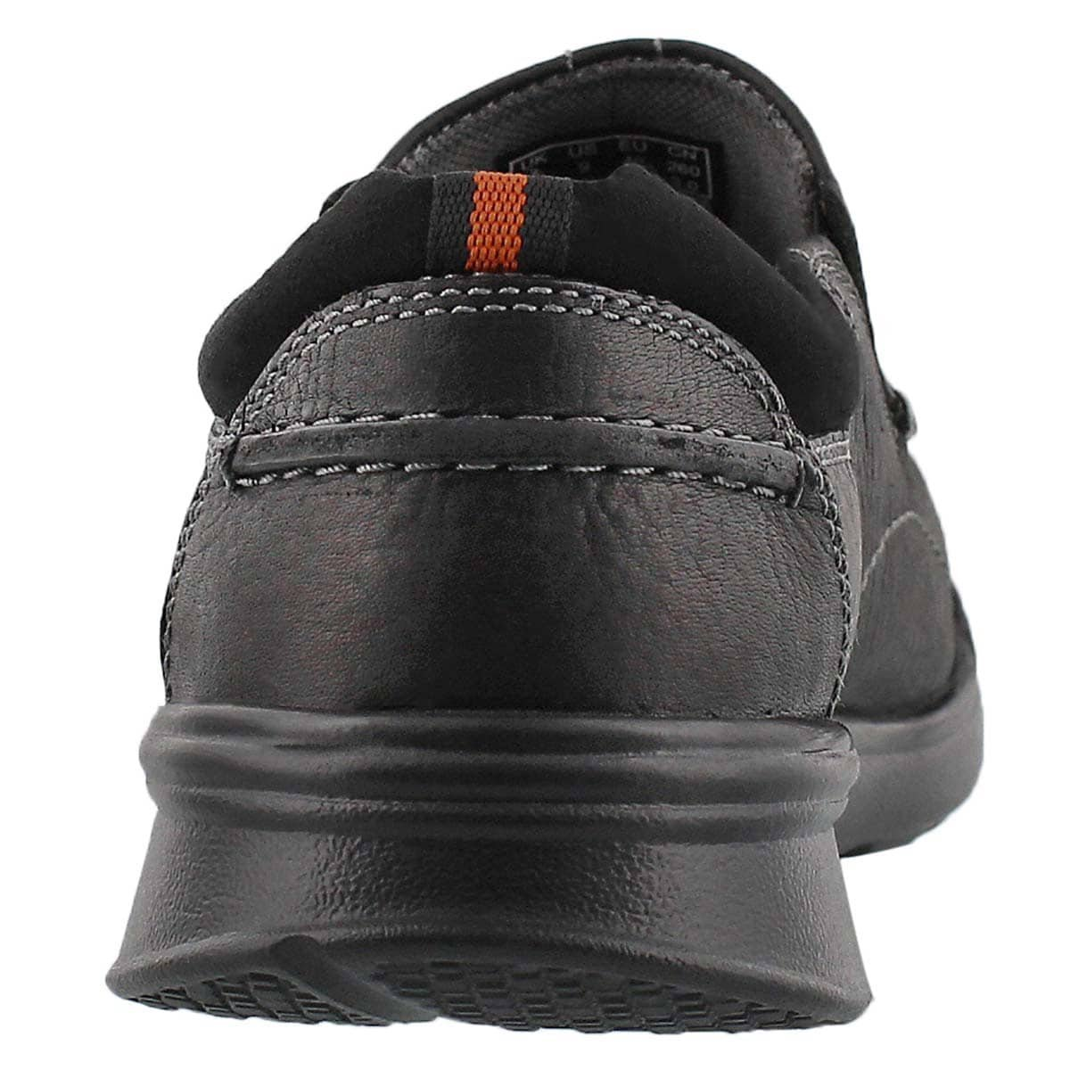 CLARKS Men's Cotrell Step Slip On Casual Loafer - Medium Black 10 W US by CLARKS (Image #3)