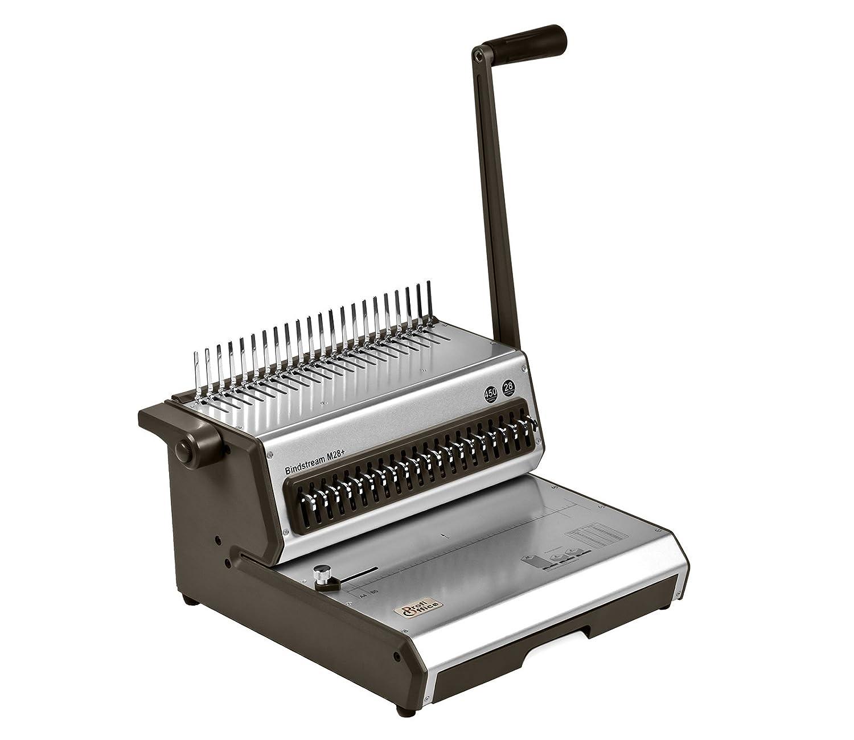 ProfiOffice® Bindstream M28+, Bindegerät / Spiralbindegerät / Plastikbindegerät, DIN A4 (79023)