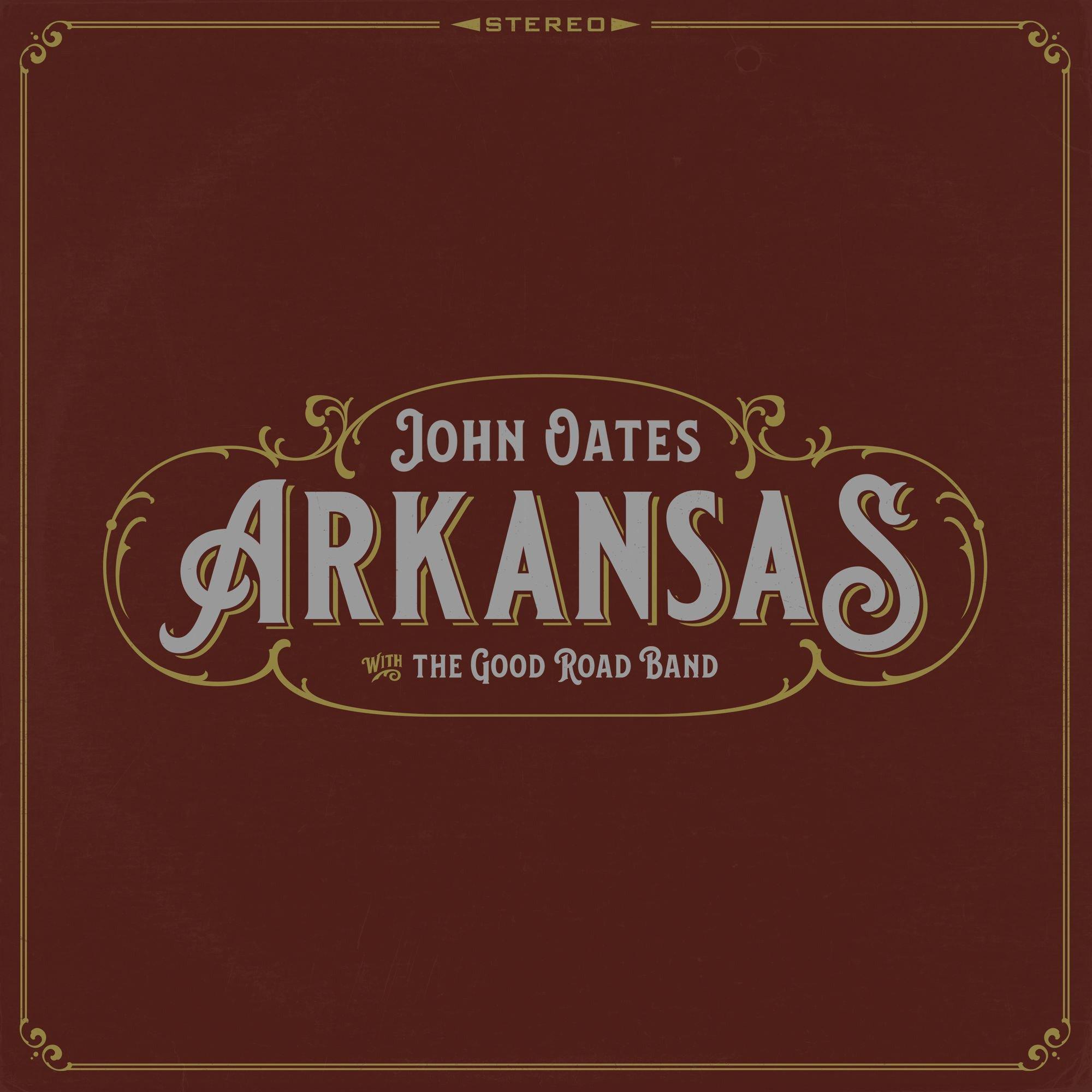 Vinilo : John Oates - Arkansas (LP Vinyl)