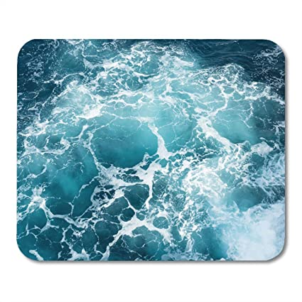 Dark Waters Mouse Pad Mousepad Oceans Mouse Pad