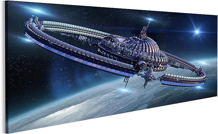 islandburner Cuadro Cuadros Nave Espacial interestelar con ...