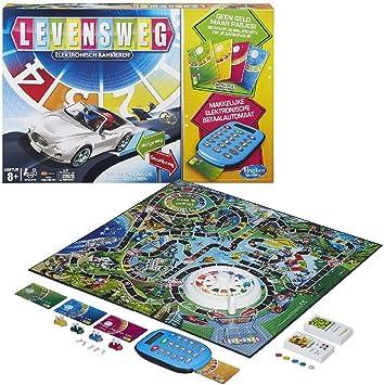 Hasbro The Game of Life Simulación económica - Juego de Tablero (Simulación económica, Niño/niña, 8 año(s), Holandés: Amazon.es: Juguetes y juegos