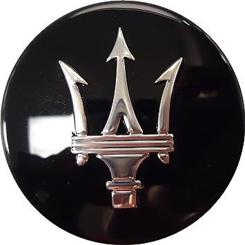 Amazon.com: Maserati OEM Centro de color negro brillante Pac ...