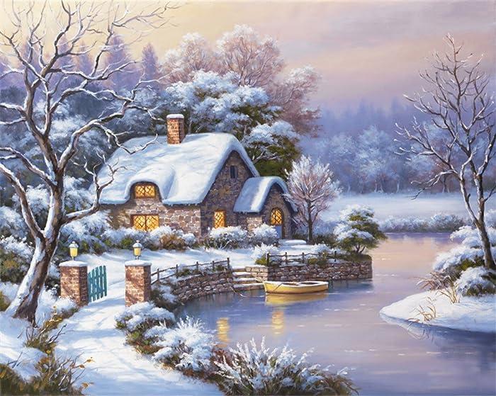 The Best Snow Scenes Decor