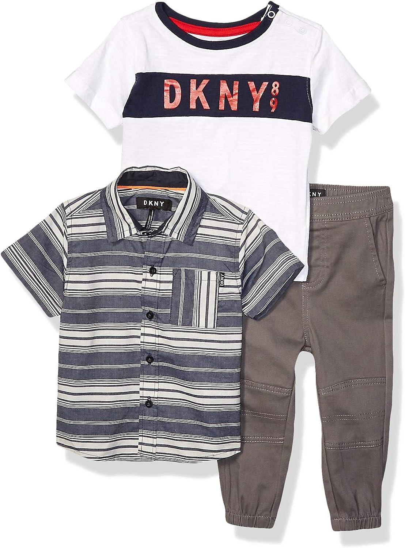 DKNY Boys 3 Pcs Set