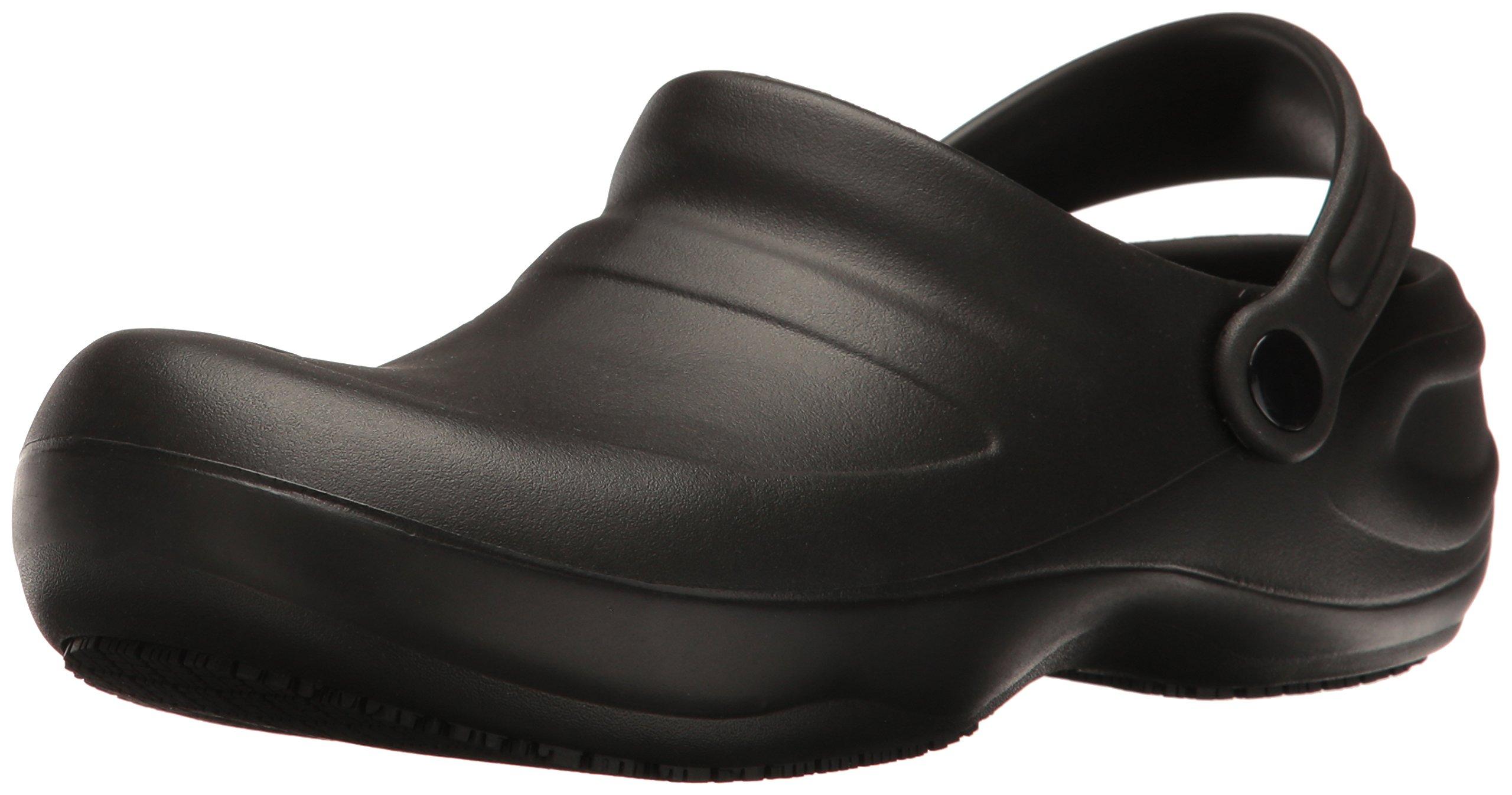 Dr. Scholl's Shoes Women's Success Health Care and Fd Service Shoe, Black, 9 M US