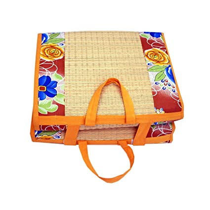 Happy Products Foldable Sleeping Cushion Mat With Single 3Ftx6Ft