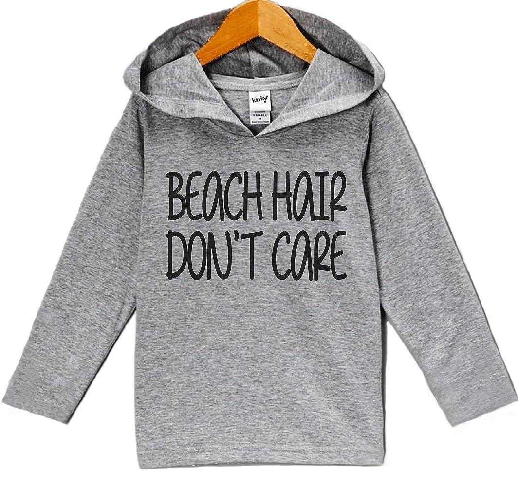 Custom Party Shop Unisex Baby Beach Hair Summer Hoodie Pullover