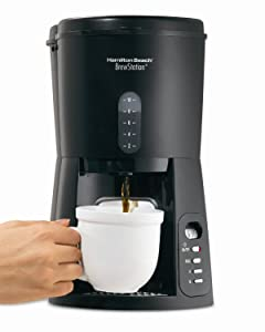 Hamilton Beach Brands 47374 10C Digital Brew Station Drip Coffee Makers, 10 Cup
