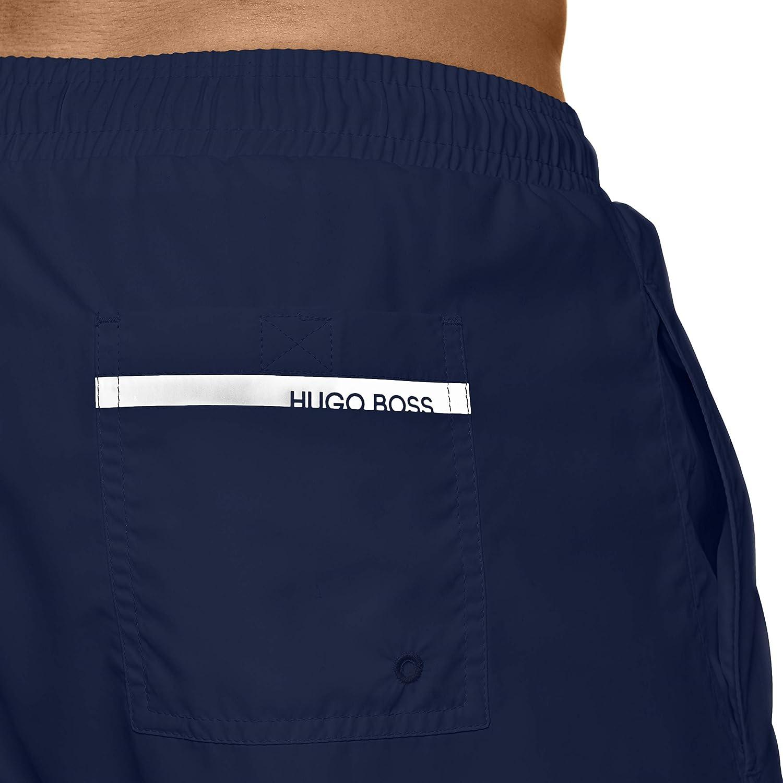 Hugo Boss Dolphin Polyester Navy Shorts L Navy