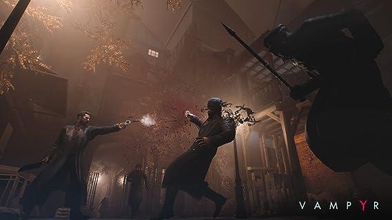 Vampyr - Xbox One [Importación francesa]: Amazon.es: Videojuegos