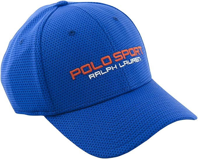 Ralph Lauren Polo Sport Hombre Stretch Fit Gorra Cap - Azul ...