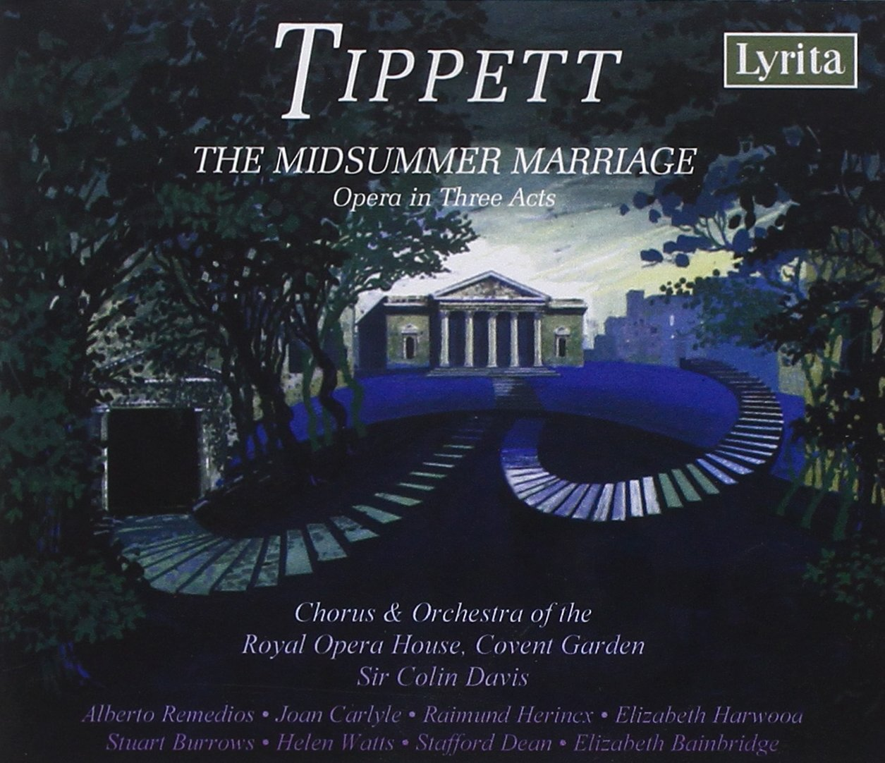 Tippett: The Midsummer Marriage quality assurance Three Max 40% OFF Acts in Opera