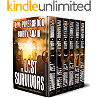 The Last Survivors Box Set: The Complete Post Apocalyptic Series (Books 1-6)