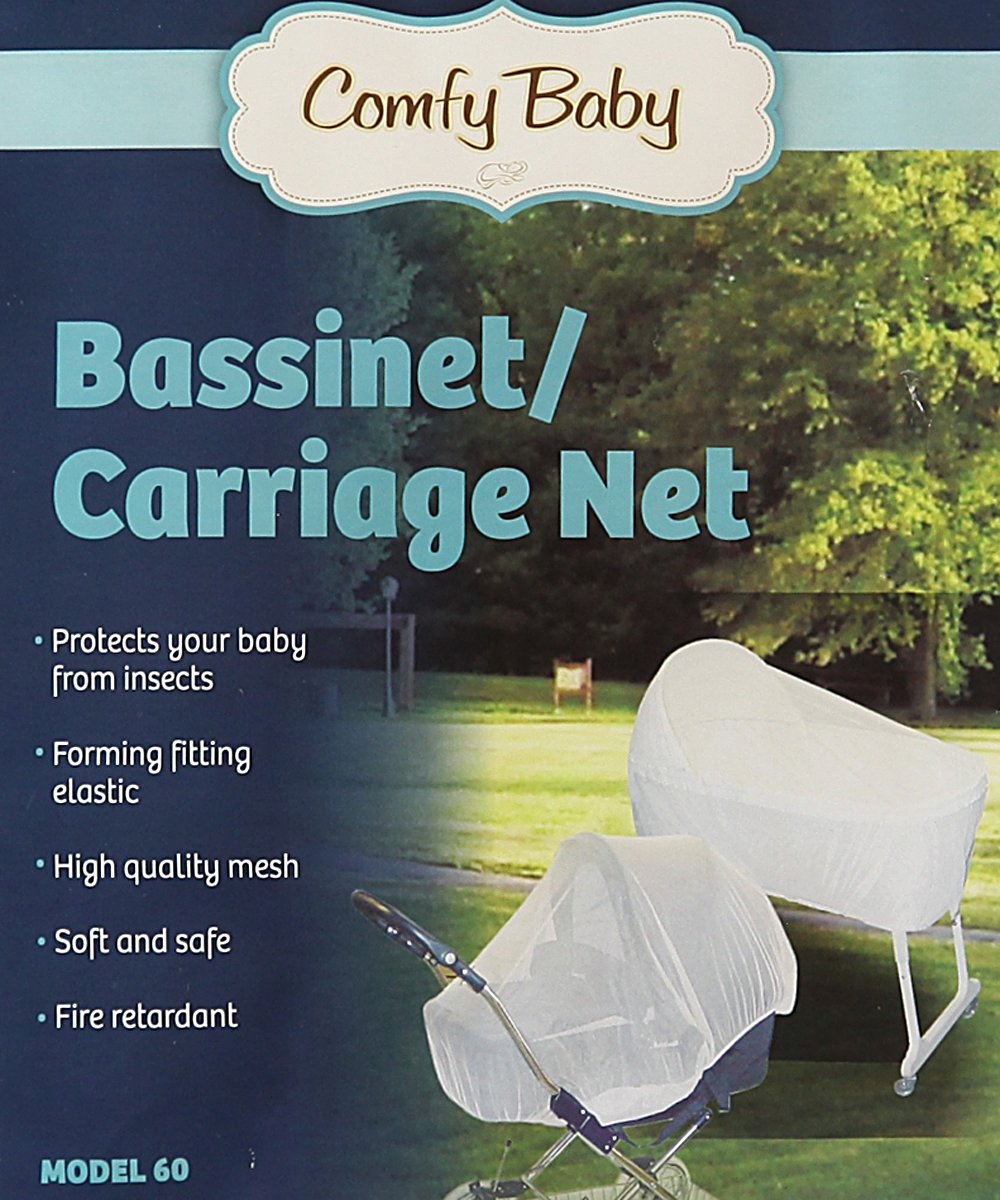 Insect - Bug Netting for Carriage or Bassinet JPS Juvenile Products 60