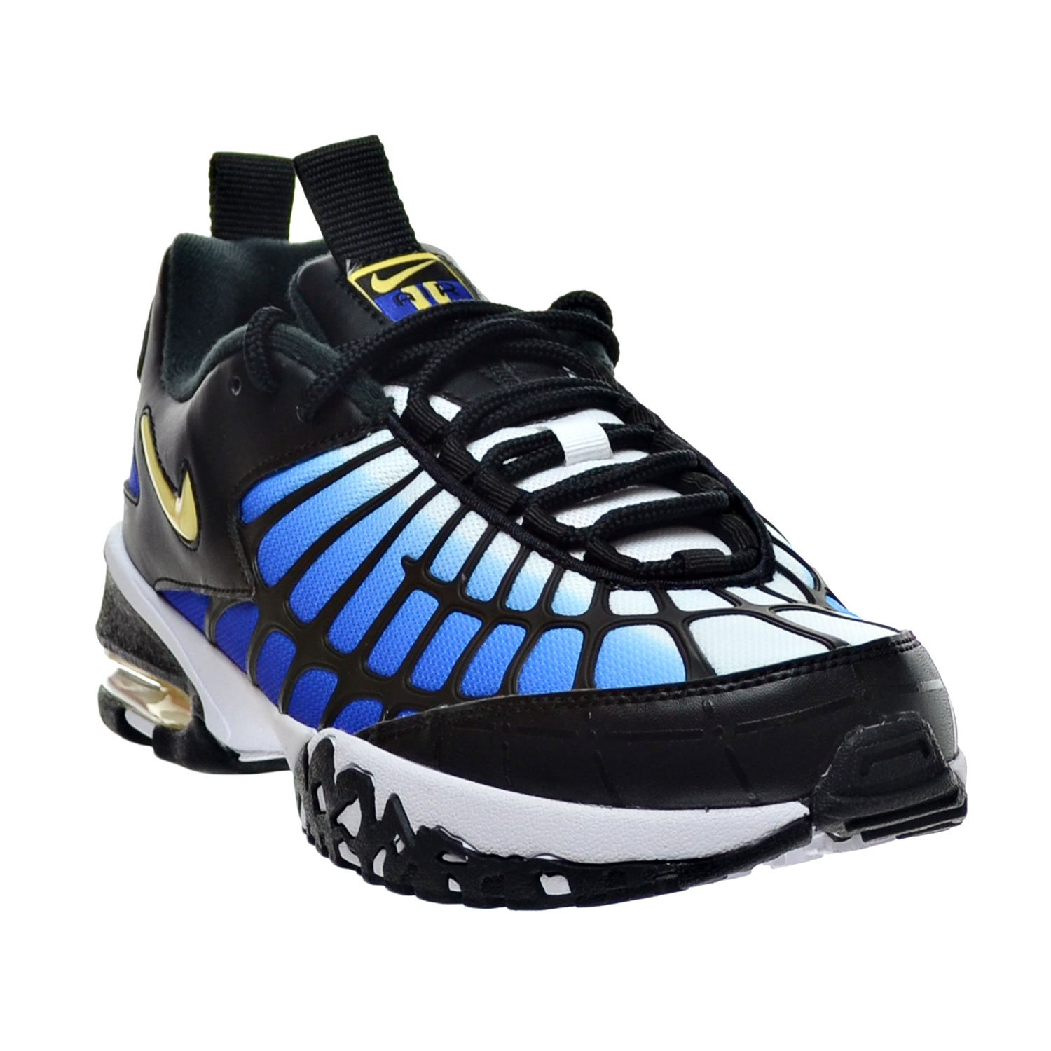 Nike Air Max 120 Men s Shoes Hyper Blue Chamois Black White 819857-400 (13  D(M) US)  Amazon.co.uk  Shoes   Bags 7393ca1a6