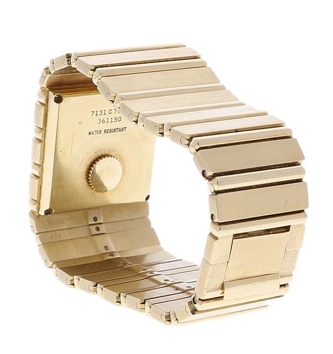 Piaget polo cuarzo Mens Reloj 7131 C701 (Certificado) de segunda mano: Piaget: Amazon.es: Relojes
