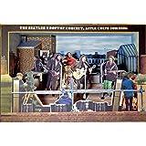 BEATLES ビートルズ (Abbey Road 50周年記念) - Get Backセッション50周年記念 Legendary Rooftop Concert/Tatebankoペーパージオラマ/ホビー雑貨 【公式/オフィシャル】