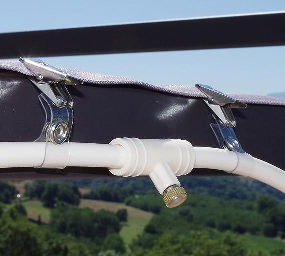 OFresh 020 - Rociador de terraza (6 m 6 tubos)