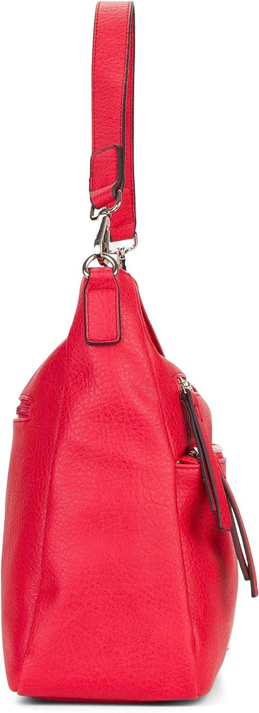 Tamaris Adele borsa a spalla 33 cm Red