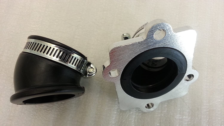 Boquilla de aspiraci/ón Moto Force Racing Incluye 2/Adaptador para Mina Relli Tumbado Conector Alcance 24/mm + 32/mm