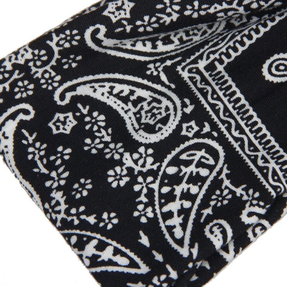 Rosennie Haarband Damen Sport Yoga Stirnband Blumenhaar Band Turban Verdrehte Geknotet Frauen Elastisches Kopfschmuck Kopfbedeckung Turban Wrap Kappe Damen Fasching Kost/üm Accessoires