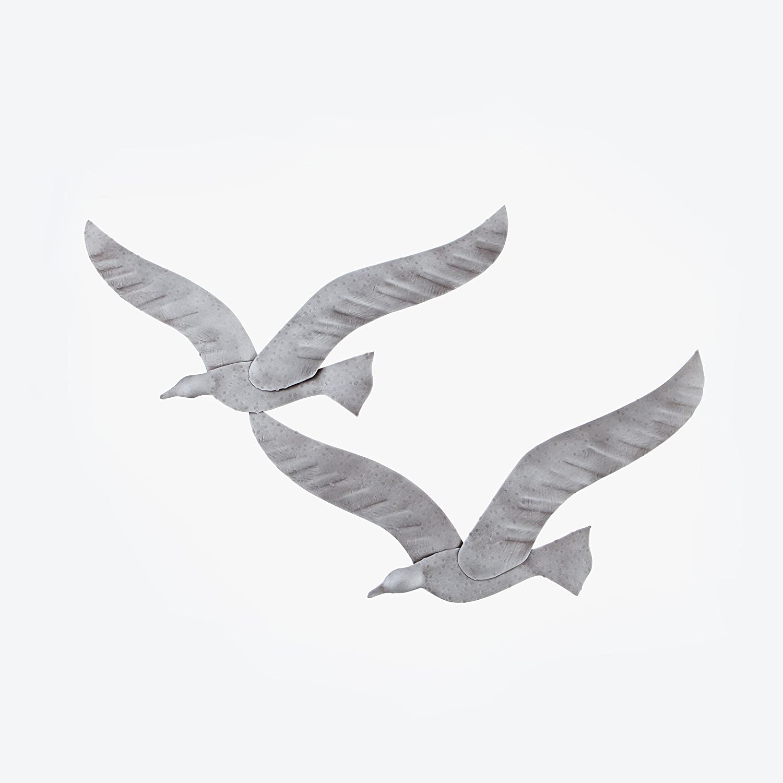 Amazon com: EliteCrafters Flying Seagull Birds, Handmade 3D
