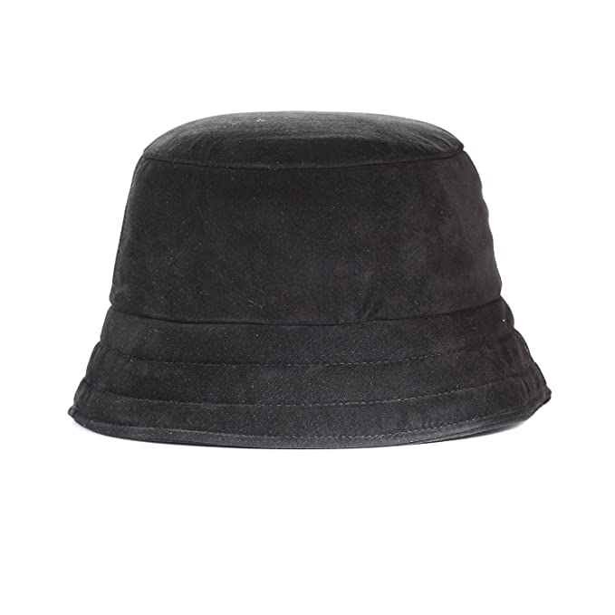 601facb12 Genuine Suede Leather Bucket , one size fit all , made in USA