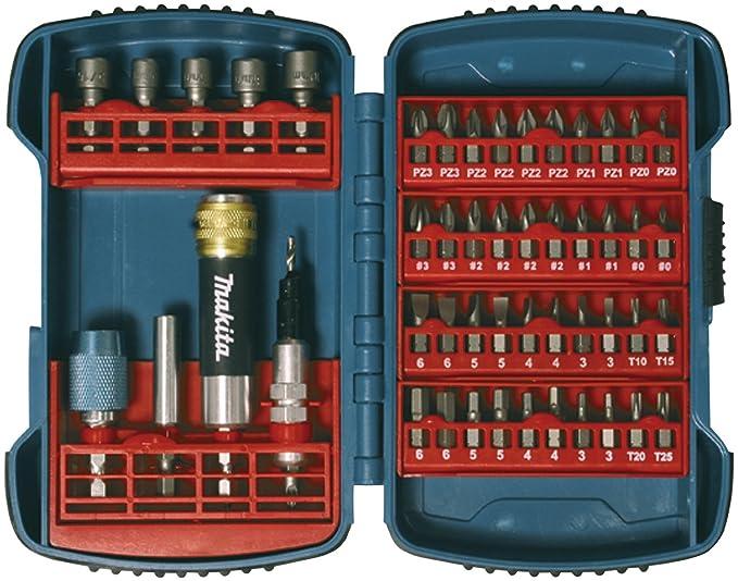 Makita P-52043 49-Piece Screw Bit Set