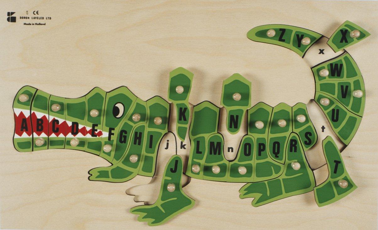 Edushape Giant Vegetables Puzzle 4 Piece Edushape Ltd 7251565