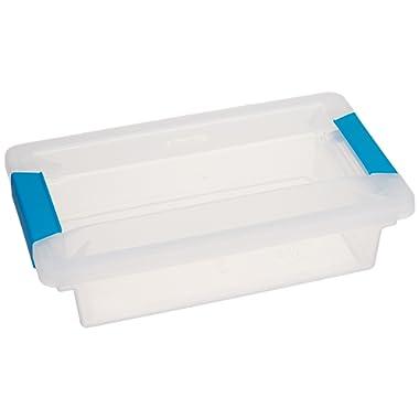STERILITE Regular Clip Box, 6 Piece