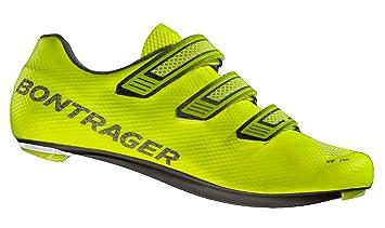 BONTRAGER - Zapatillas Xxx Le Carretera 43 Amarillo Fluor: Amazon.es: Deportes y aire libre