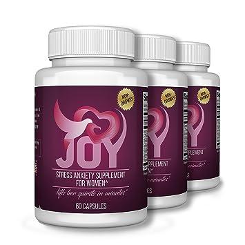 Amazon.com: Joy – Gaba alivio de la ansiedad non-drowsy anti ...