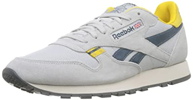 Reebok Classic Leather Mu, Chaussures de Gymnastique Homme