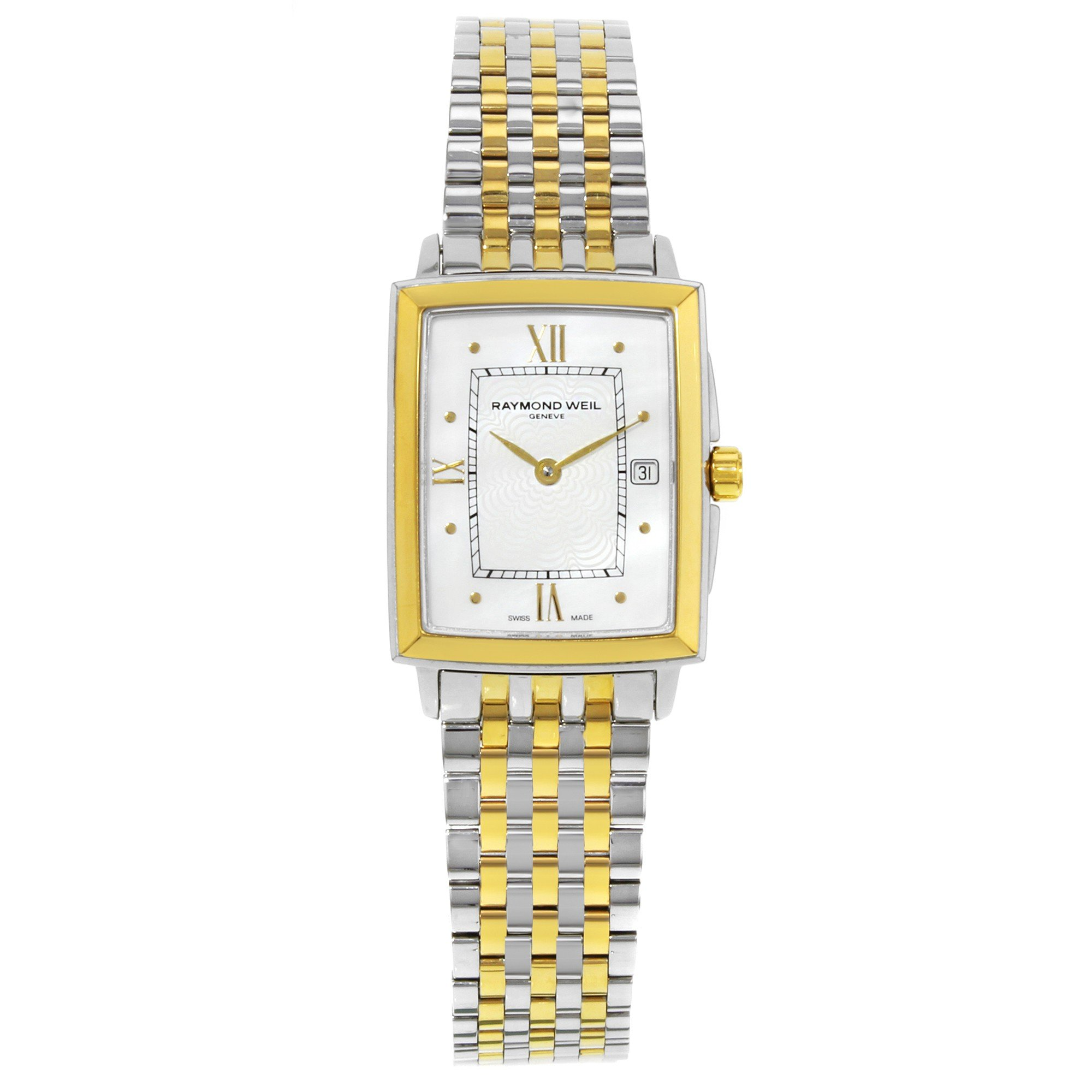 Raymond Weil Tradition Quartz Female Watch 5956-STP-00915 (Certified Pre-Owned)