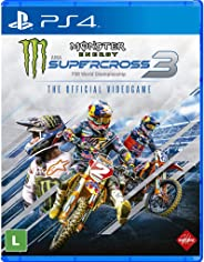 Monster Energy Supercross 3 - PlayStation 4