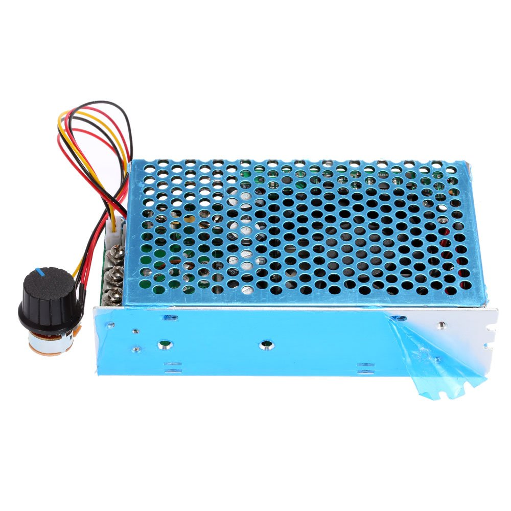 Kkmoon 10 30v 80a 2400w Pwm Dc Brush Motor Adjustable Speed Is A Circuit To Control Uses Pulse Width Modulation Controller Regulator Modulator Industrial Scientific