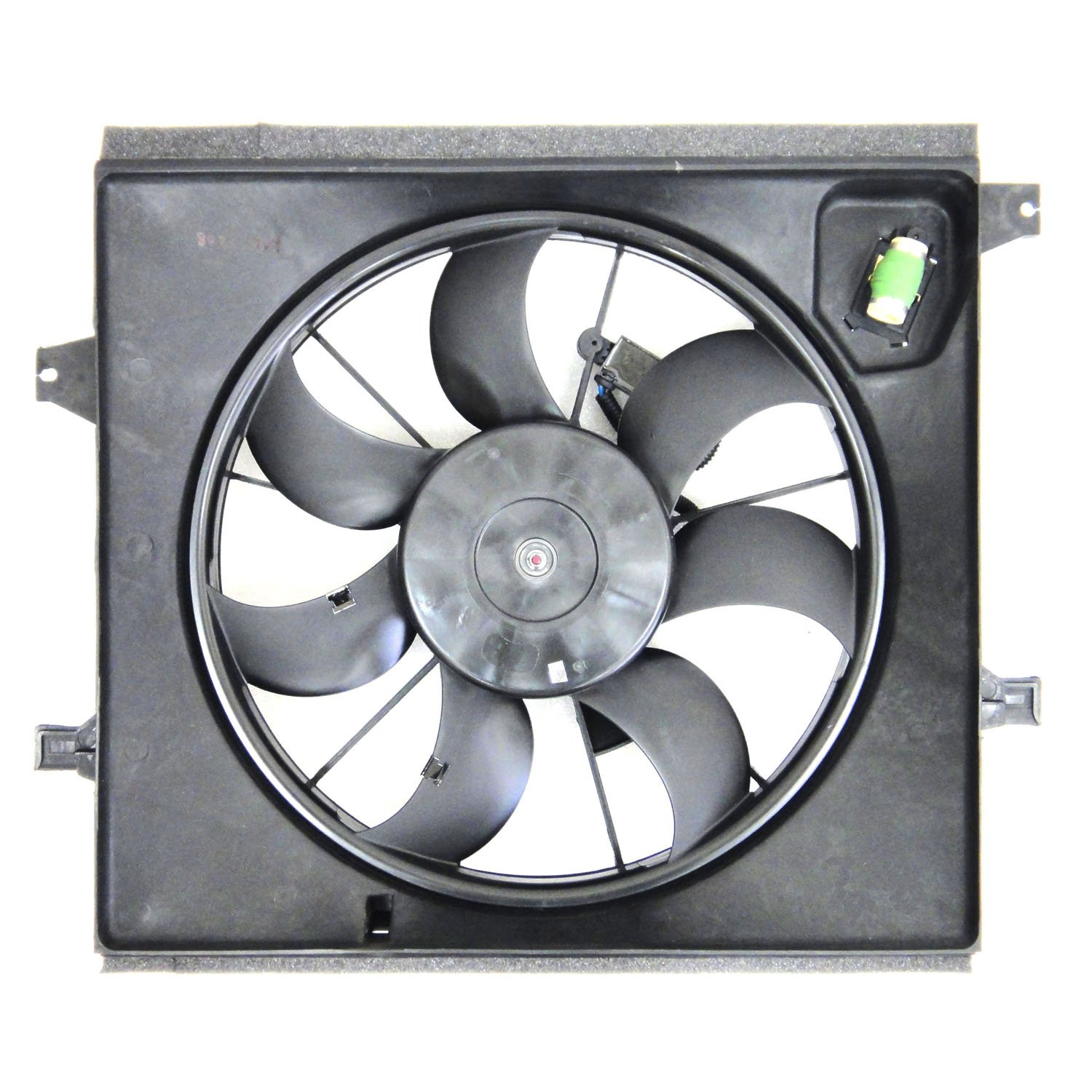 PartsChannel KI3115128OE OE Replacement Engine Cooling Fan Assembly