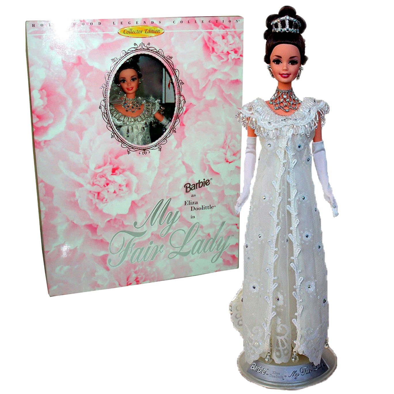 Amazon.com: Mattel Year 1995 Barbie Collector Edition Hollywood ...