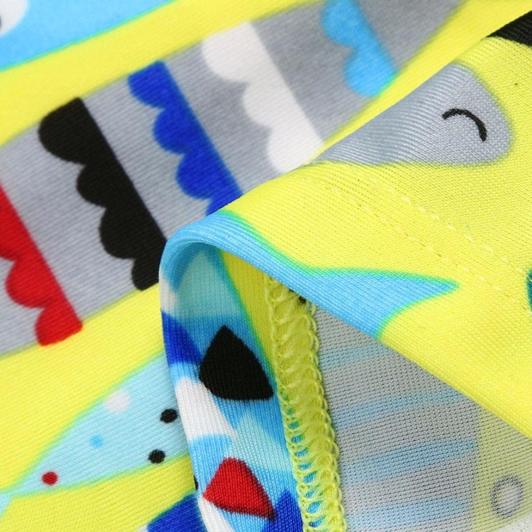 TM Swimsuit for Boys Toddler Kids Boys Striped Beach Swim wear Trunks Briefs 0-10T Elevin