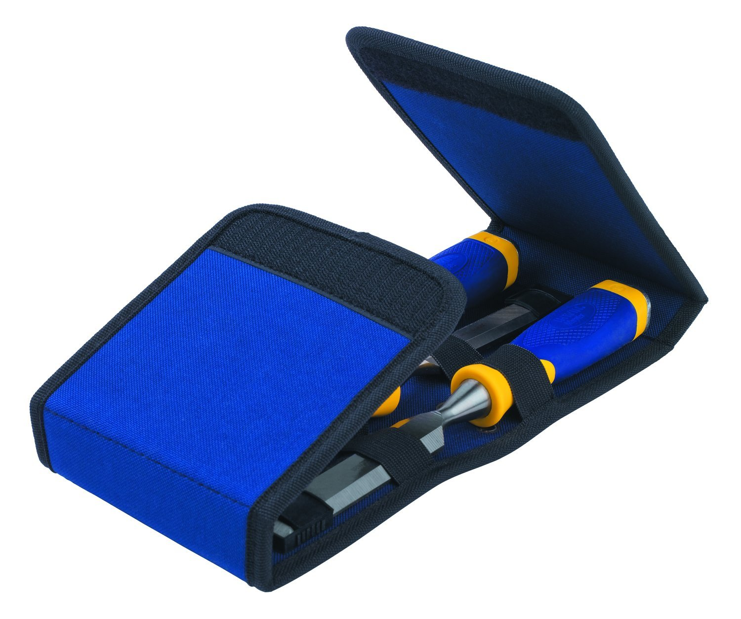 Irwin Tools Marples Construction Chisel Set with Wallet, 3 Piece, 1768781 by Irwin Tools