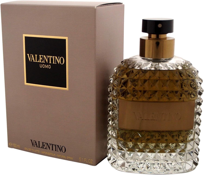 Valentino Uomo Agua de Colonia - 150 ml: Amazon.es: Belleza