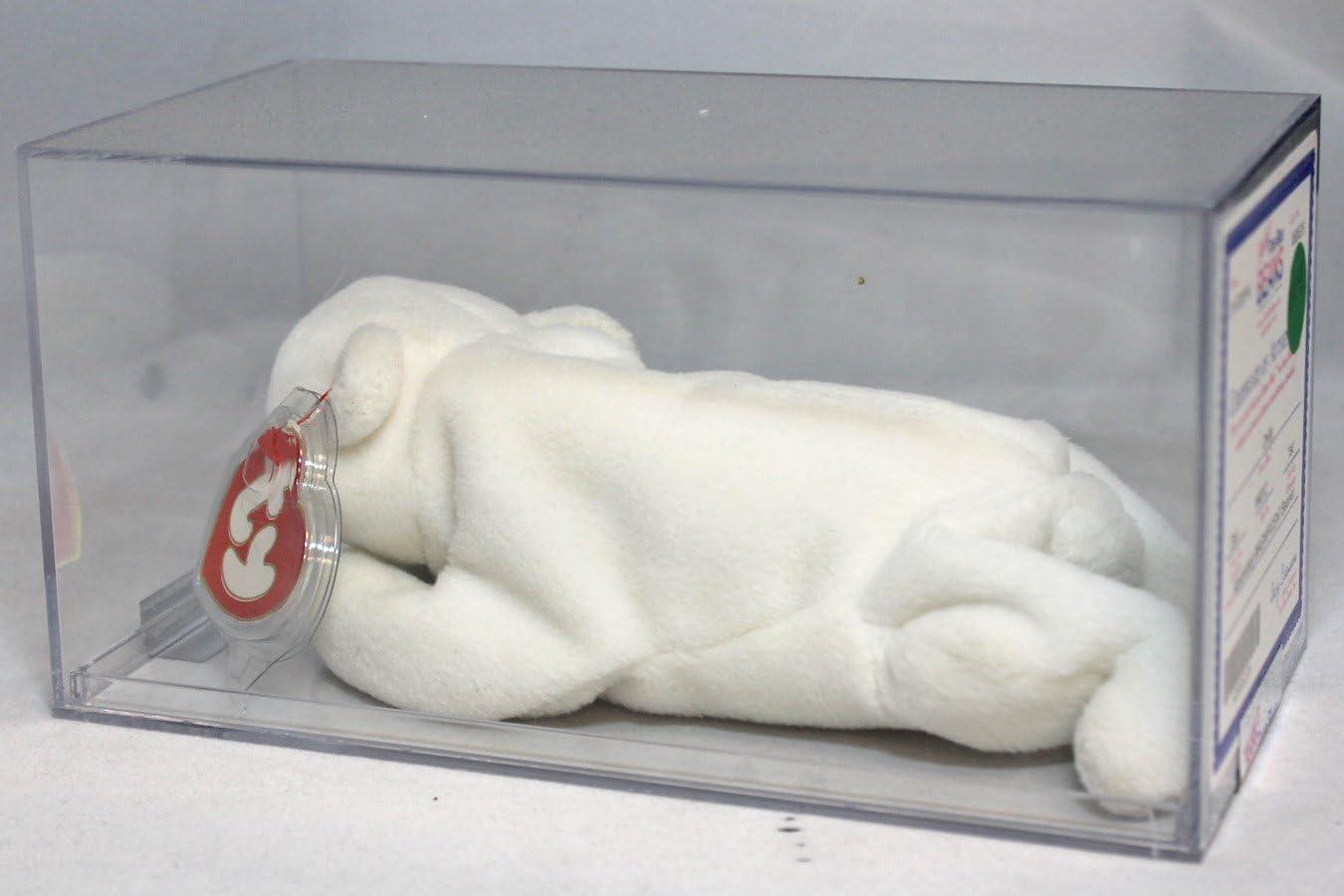 6 Inch Ty Beanie Baby ~ ARCTIC the Polar Bear MWMT