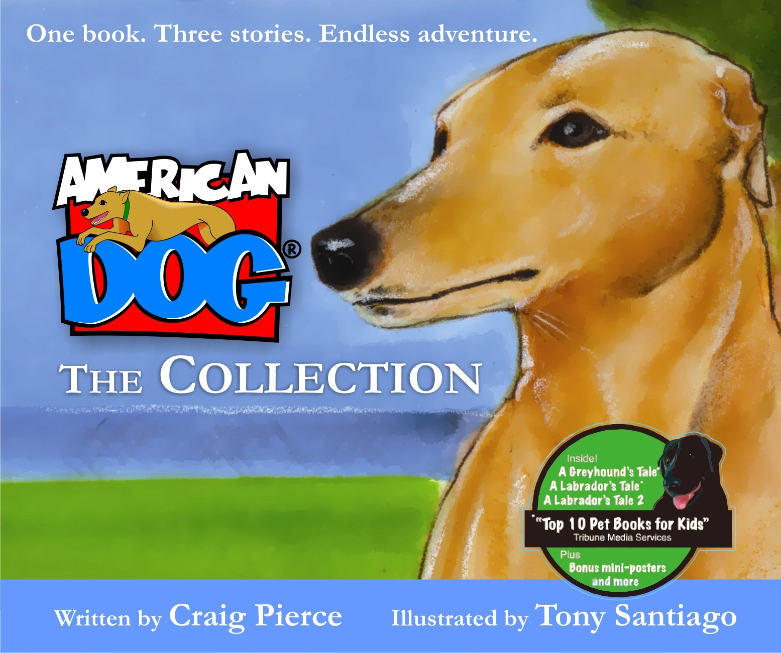 Read Online American Dog: The Collection PDF