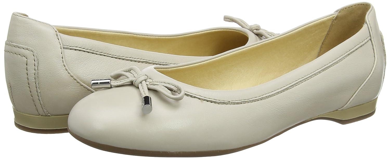 Geox Damen D Lamulay D Geschlossene Ballerinas Beige Taupe) (Lt Taupe) Beige 0e2958