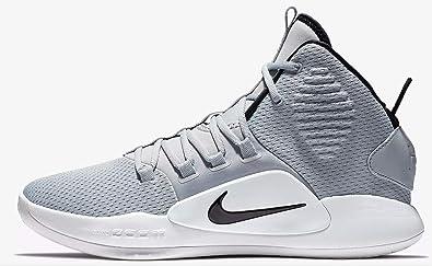 a72c5e2cc67f Nike Hyperdunk X Tb Mens Ar0467-002 Size 18 Wolf Grey Black-White