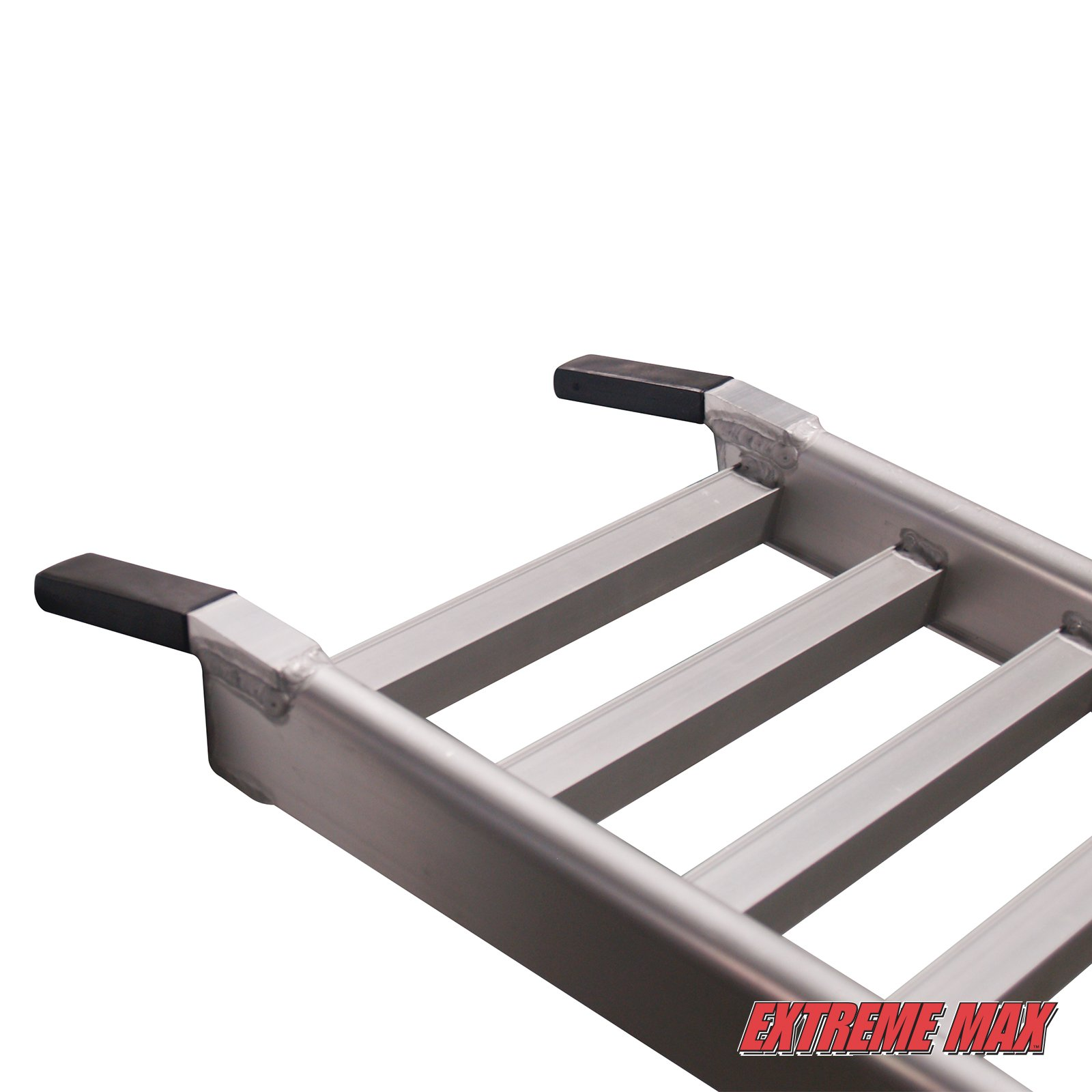 Extreme Max (NR002S-SLVR) Motorcycle RampXtender Aluminum Ramp Set and Tailgate Extender Combo by Extreme Max (Image #8)