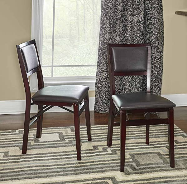 Linon-Keira-Pad-Folding-Chair