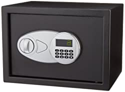 AmazonBasics Security Safe (0.5 Cubic Feet) Review